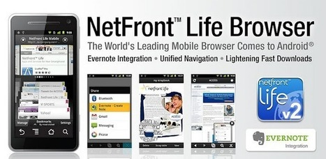 NetFront Life Browser - Applications Android sur GooglePlay   Android Apps   Scoop.it