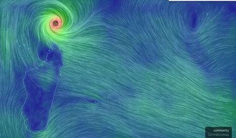 Cyclones: de Géralda à Fantala | Indian Ocean 7 Lames la Mer | Scoop.it