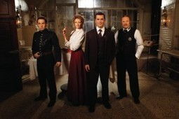 Canadian Steampunk: Murdoch Mysteries « The Hooded Utilitarian | Headlines from Nath | Scoop.it