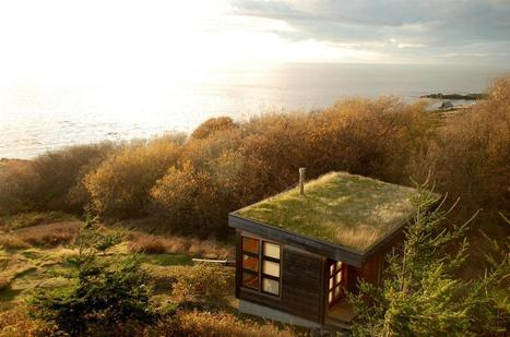 Eagle Point Cabin | Prentiss Architects | Architecture écologique | Scoop.it