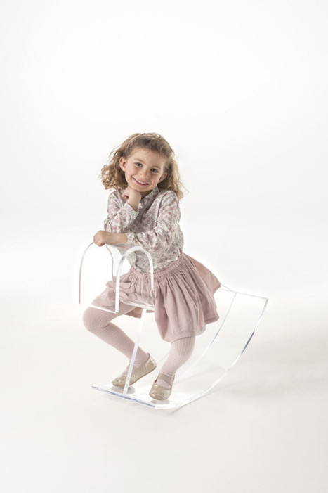 Kartell Launches a Line Dedicated to Kids - Design Milk | CLOVER ENTERPRISES ''THE ENTERTAINMENT OF CHOICE'' | Scoop.it