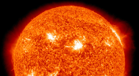 NASA spots solar storm headed for Earth | Space Weather | Scoop.it