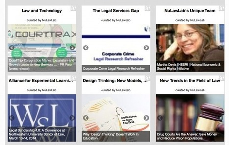 Northeastern's Law Innovation Lab - Open Law Lab | Social Art Practices | Scoop.it