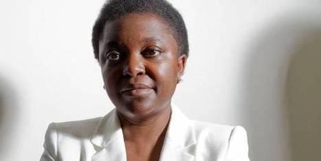 """Cécile Kyenge: """"Je refuse les insultes racistes""""   Actualité   Scoop.it"""