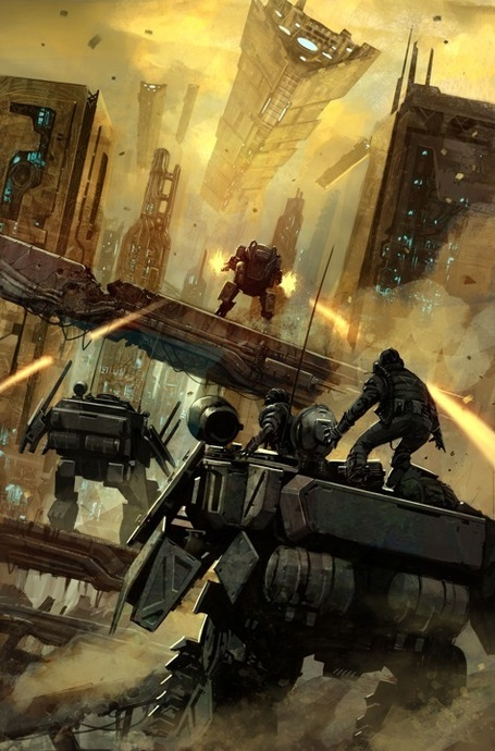 Hawken Devs Unveil Transmedia Marketing Strategy | Digital-News on Scoop.it today | Scoop.it