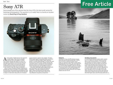 Gear Test - Sony A7R | Landscape Photography Magazine | Indianlife | Scoop.it