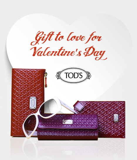 Gift to Love for Valentine's Day | Le Marche & Fashion | Scoop.it