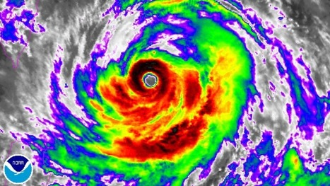 Typhoon Soudelor to hit Taiwan as a Category 3 or 4 storm on Friday | Weather And Disasters | Scoop.it
