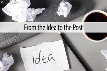 Perfect Blog Articles: from the Idea to the Post | Litteris | Scoop.it