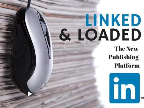 Should you Blog on LinkedIn Publishing Platform? | Educlick media | Scoop.it