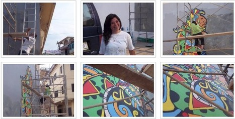 Cayo's Downtown Mural Project | Saber diario de el mundo | Scoop.it