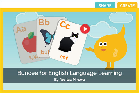Buncee for English Foreign Language Learning - Buncee Blog | Bulgarian education | Scoop.it