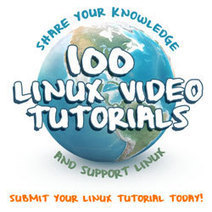 How to Learn Linux and Share What You Learn: 100 Linux Video Tutorials - Linux.com (blog) | Linux | Scoop.it