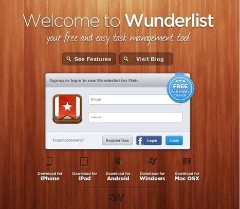 Wunderlist's Cross-Platform Acquisition & Onboarding Process | UX Magazine | UXplus | Scoop.it