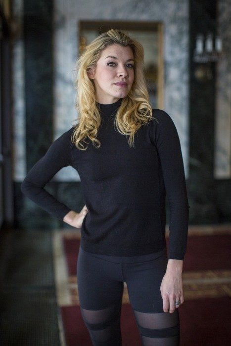 D.C. native Katelyn Prominski's ballet training has helped her move past daunting obstacles | diabetes and more | Scoop.it