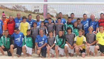 Le beach soccer : nouveau sport en Sologne   Autour de Nouan-le-Fuzelier   Scoop.it