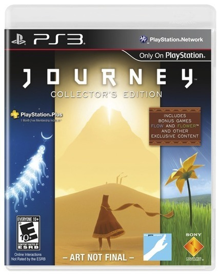 Journey Collector's Edition to Include Soundtracks for Journey, flOw and Flower, too | Soundtrack | Scoop.it
