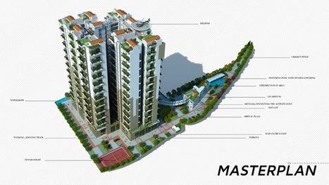 VAISHNAVI TERRACES, 3BHK, 4BHK Apartments for sale in Dollars Colony, JP Nagar, Bangalore | 2BHK Apartments for sale in Bangalore | Scoop.it