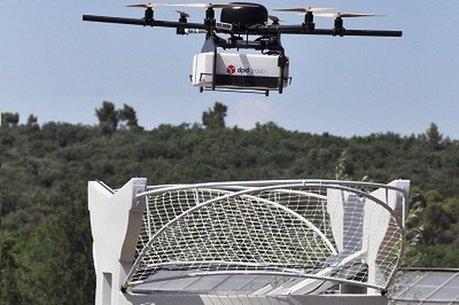 Geopost peaufine son projet de drones de livraison | Les Postes et la technologie | Scoop.it