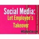 Employees Taking over your Social Media