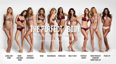 Victoria's Secret's 'Perfect' Bodyshame | Headlines | Scoop.it