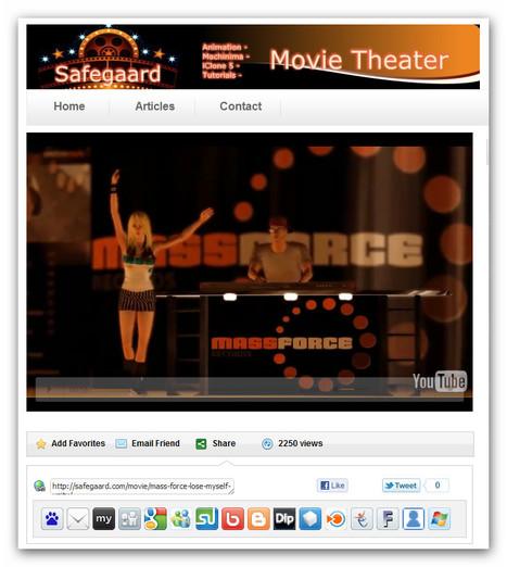 Mass Force – Lose Myself – Unity « Safegaard.com – Movie Theater | Machinimania | Scoop.it