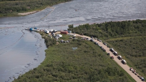 Husky Energy Spill in Saskatchewan Exposes Major Flaws in Pipeline Monitoring and Cleanup | Politics in Alberta | Scoop.it