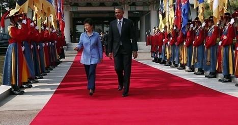 Obama : un pacificateur entre le Japon et la Corée du Sud ? | All about South Korea, from geography to culture... | Scoop.it