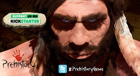 Prehistory Game | Creatividad en la Escuela | Scoop.it