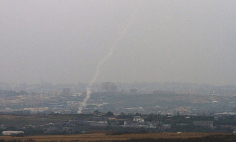 Hamas Launches Anti-Aircraft Missile From Gaza Against Israeli Military - Al-Monitor | Aerospace industry | Scoop.it