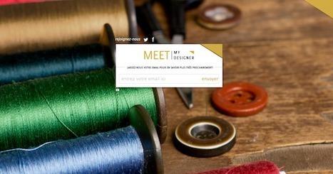 Meet My Designer relooke le crowdfunding pour les créateurs de mode | Startup actualités | Salle de presse : Meet My Designer | Scoop.it