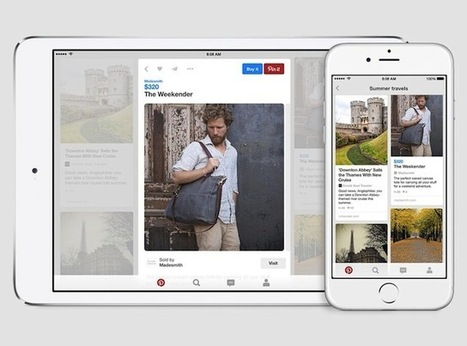 Is Pinterest's Buy Button Sparking a Social Purchase Revolution? | Pinterest | Scoop.it