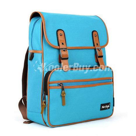 Cheap Koolertron Unique Vintage Korean style Unisex Casual Fashion School Travel Backpack Bags with Laptop Lining | KoolerBuy | Scoop.it