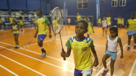 Brazilian Badminton Sways to Samba | Integrated Practice | Scoop.it