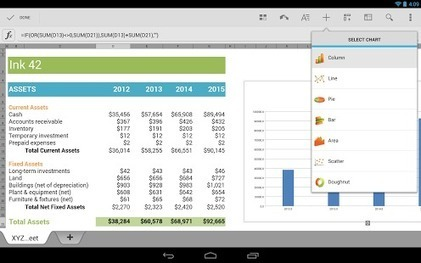 Quickoffice - Applications Android sur GooglePlay | Tablet opetuksessa | Scoop.it