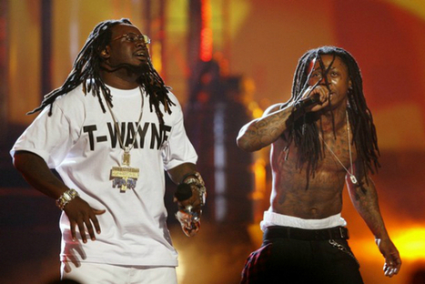 T-Pain: My Depression and Lil Wayne Getting Arrested Stopped T-Wayne Album - AllHipHop | The HIPHOP Grind | Scoop.it