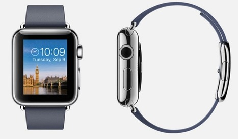 How media companies should be thinking about the Apple Watch | Wearable computing, wearable connected objects | Scoop.it