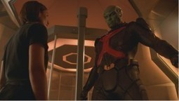 Check out Martian Manhunter From Episode 'Human for a Day' of 'Supergirl' | TV Series Related | Scoop.it