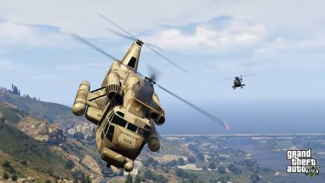 The Gadget Code: GTA V coming on Nov. 18th on Xbox One & PS4. 27th Jan. on PC | Technology | Scoop.it
