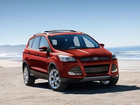 Ford issues recall for 830,000 vehicles over doors that may fly open | California Car Accident and Injury Attorney News | Scoop.it