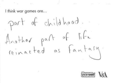 Visitor comments - V&A Museum of Childhood | Social Media for Macmillan folk | Scoop.it
