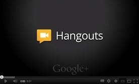 12 Ways to Connect, Create, and Collaborate Using Google Hangouts | Free Tutorials in EN, FR, DE | Scoop.it