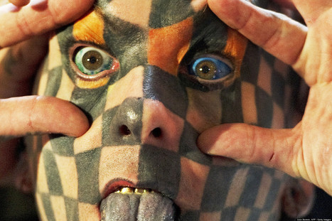 LOOK: Venezuelan Tattoo Photos Will Blow Your Mind   Xposed   Scoop.it