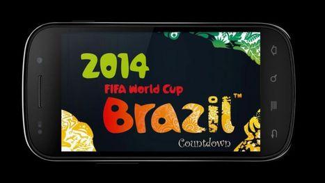 Media TIC : La Coupe du Monde sera plus digitale que jamais, et les ... - RTBF | Informatique Romande | Scoop.it