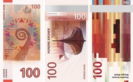 Neues Design für Norwegische Krone | Archivance - Miscellanées | Scoop.it