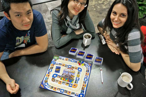 Infusing Fun into Learning a Language: The Benefits of Playing Games | Angelika's German Magazine | Scoop.it