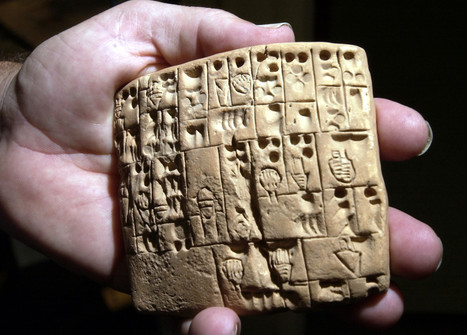 Marina Warner on 'Gilgamesh,' the flood and what remains - Los Angeles Times | Neolithic Era | Scoop.it