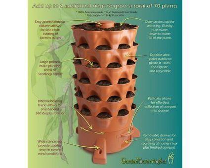 Garden Tower Project Receives International Design Award for Garden Tower 2 | Vertical Farm - Food Factory | Scoop.it
