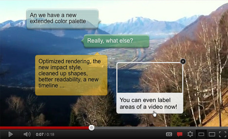 YouTube Updates Annotations & Adds New Social Features - SocialTimes.com | Social Influence Marketing | Scoop.it