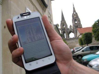 Tourisme / Soissons dans son smartphone | L'office de tourisme du futur | Scoop.it
